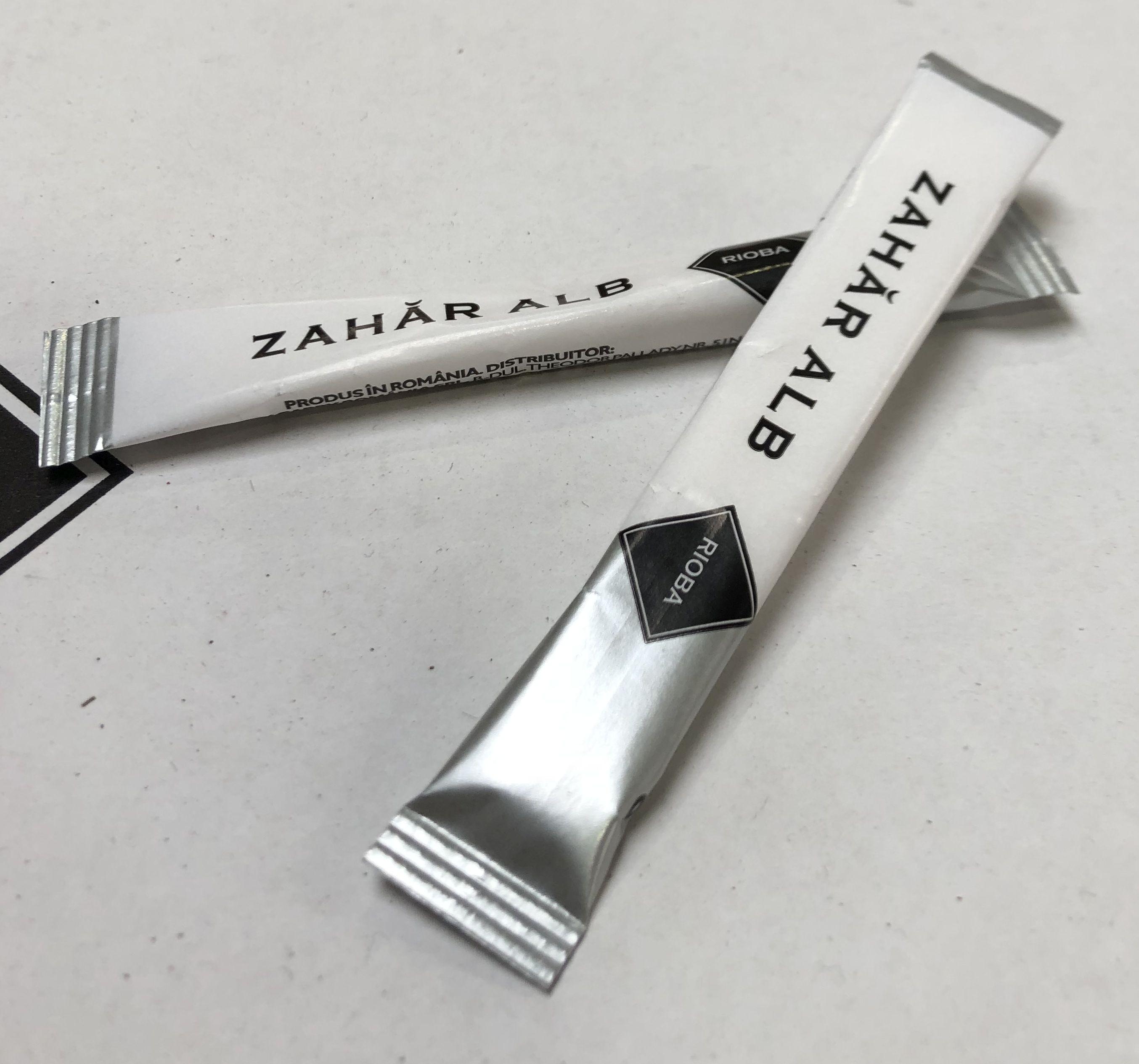 ZAHAR PLICURI 100/SET