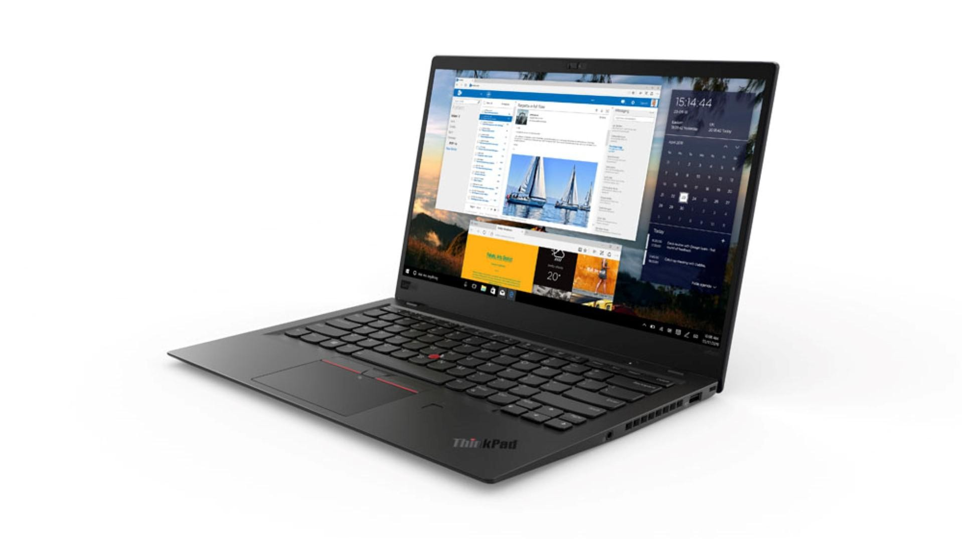 Laptop Lenovo ThinkPad X1 Carbon 6th, 14.0 FHD (1920x1080) IPS, Anti-Glare