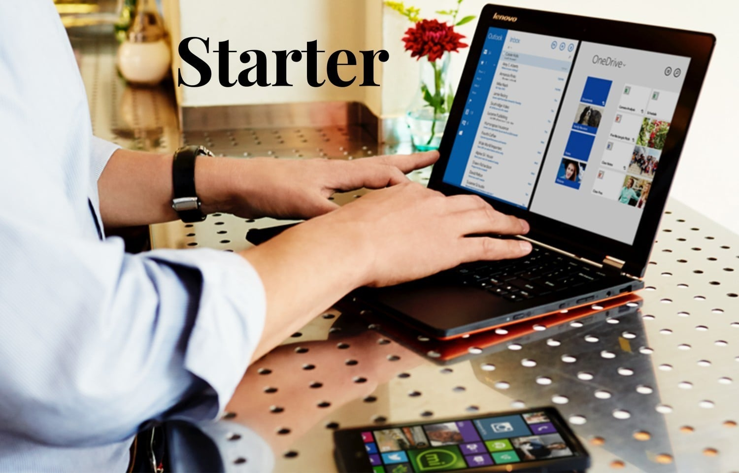 Office365 STARTER (configurare/suport Office365)