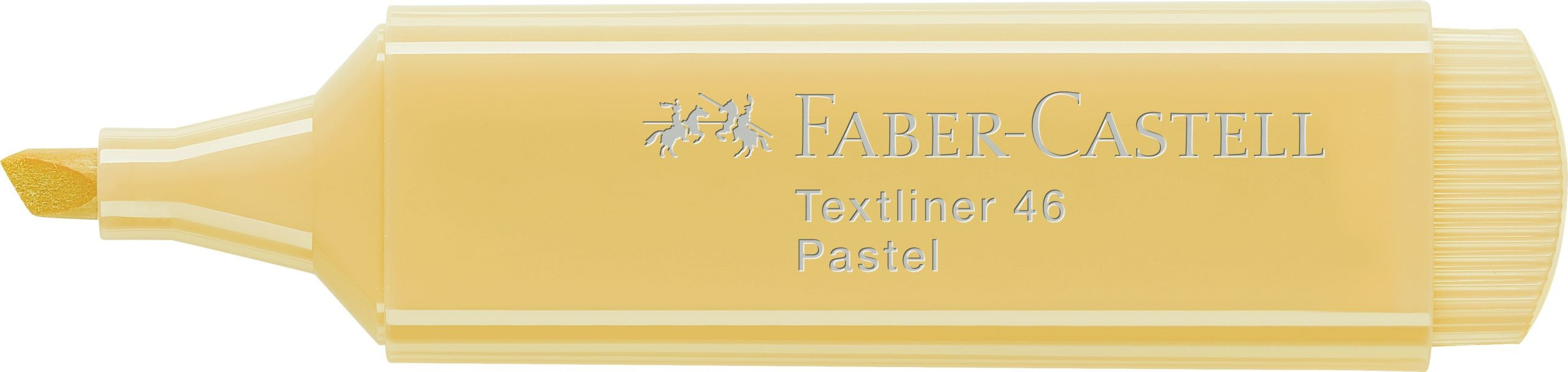 TEXTMARKER GALBEN PASTEL 1546 FABER-CASTELL