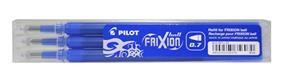 MINA ROLLER 0.7MM ALBASTRA 3/SET FRIXION PILOT