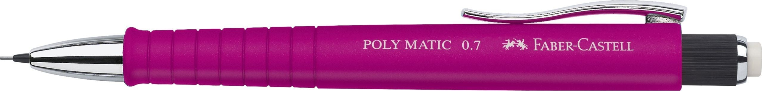 CREION MECANIC 0.7MM POLY MATIC ROZ FABER-CASTELL