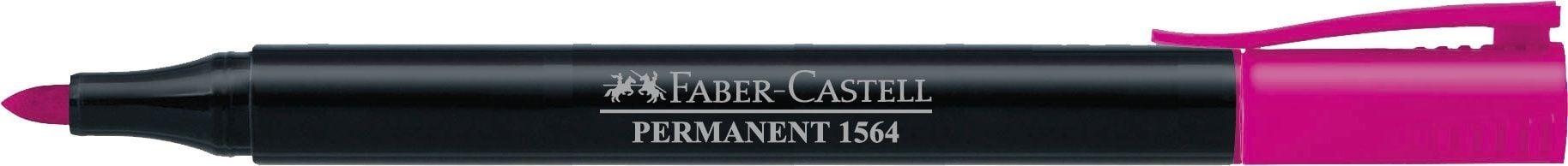 MARKER PERMANENT ROZ SLIM 1564 FABER-CASTELL