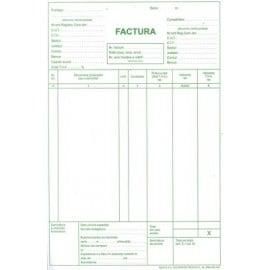 FACTURA A4 3 EXEMPLARE AUTOCOPIATIVA GOLD