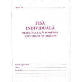 FISA INDIVIDUALA PSI (ISU)