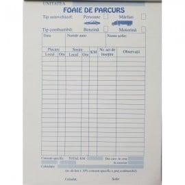 FOI PARCURS MARFA/PERSOANE A5