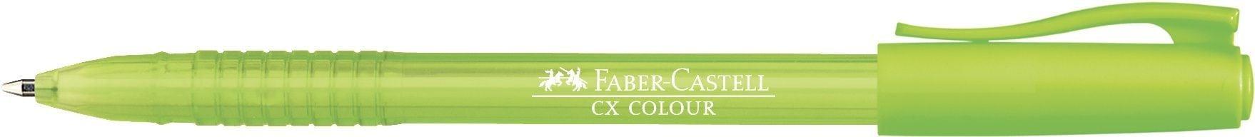 ROLLER 1MM SEMI-GEL CX COLOUR VERDE LIME FABER-CASTELL
