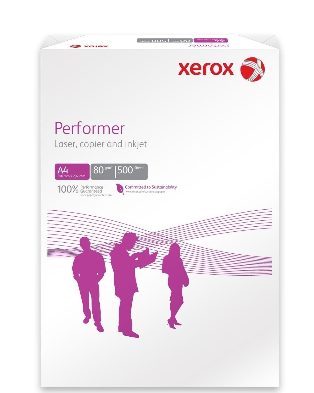 HARTIE COPIATOR A4 PERFORMER 80G 500/TOP XEROX