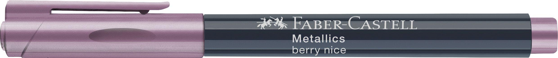 MARKER METALLICS ROZ BERRY FABER-CASTELL