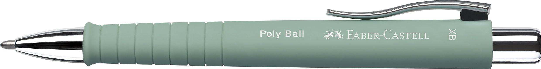 PIX CU MECANISM VERNIL MENTA POLY BALL XB FABER-CASTELL