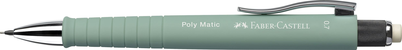 CREION MECANIC 0.7MM POLY MATIC VERNIL MENTA FABER-CASTELL