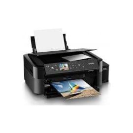 Multifunctional inkjet color CISS Epson L850, dimensiune A4 (Printare, Copiere, Scanare), viteza 37ppm alb-negru, 38ppm color, rezolutie 5760x1440 dpi, alimentare hartie 100 coli, scanner CIS