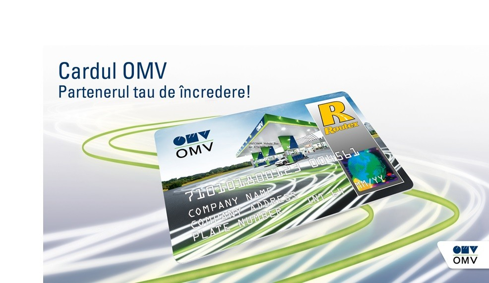 Card de carburant OMV