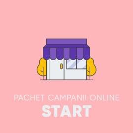 CAMPANII ONLINE - Pachetul START
