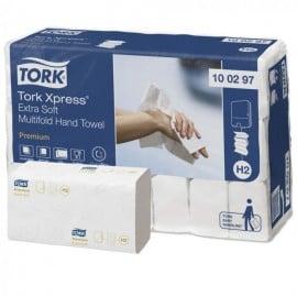 PROSOAPE HARTIE ALBE IN Z 2STR 100/SET TORK XPRESS EXTRA SOFT