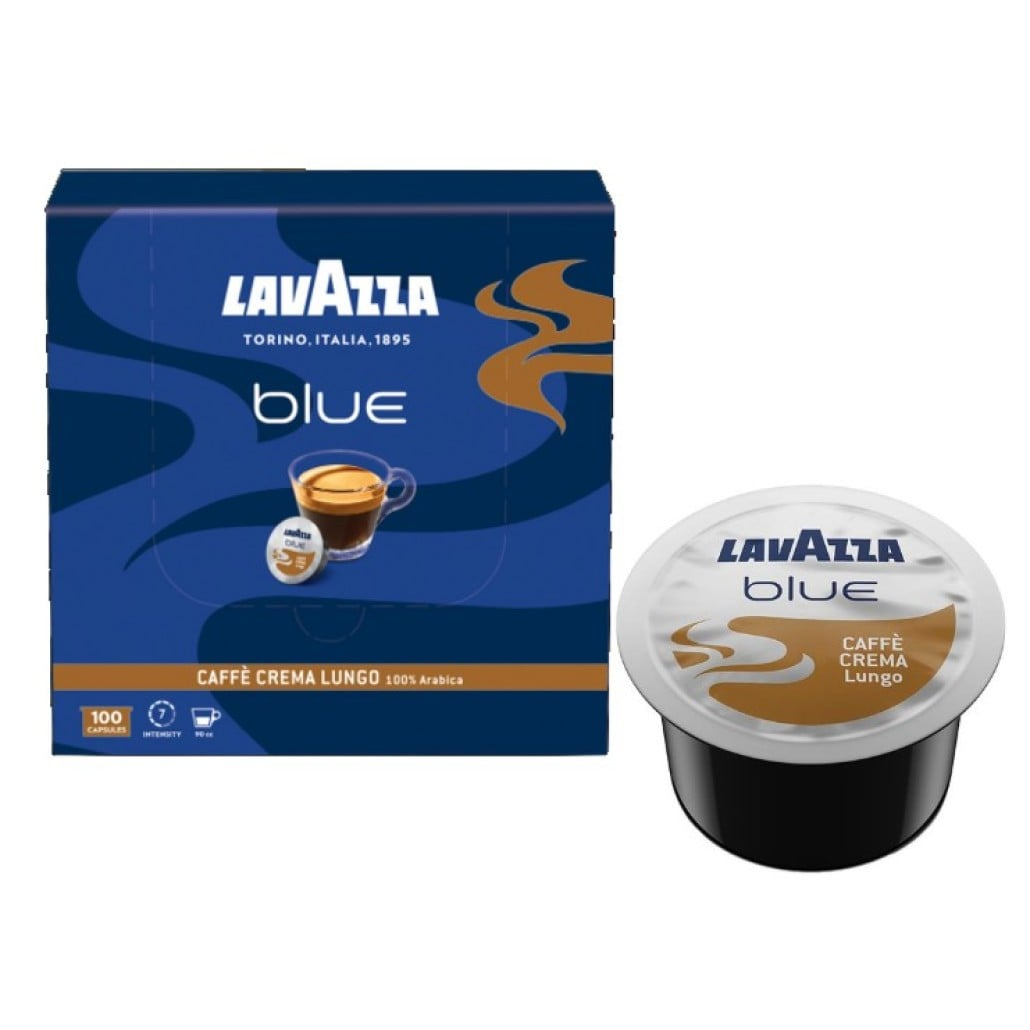 LAVAZZA CAPSULE 100 BUC compatibile Lavazza Blue System
