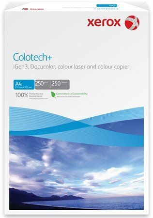 COLOTECH A4 250G 250/TOP XEROX