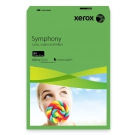 CARTON COPIATOR A4 VERDE INTENS 160G XEROX
