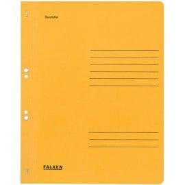 DOSAR CARTON CAPSE 1/1 GALBEN FALKEN/EXACOMPTA