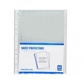 Folie protectie documente A4 Standard 100/set