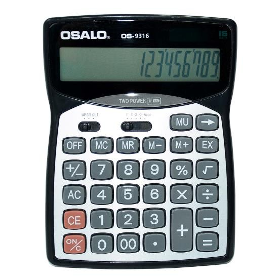 Calculator birou 16 digiti OS9316