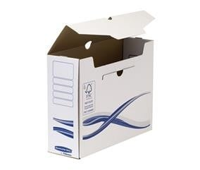 CUTIE ARHIVARE 10CM BANKERS BOX FELLOWES