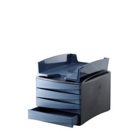 TAVITA DOCUMENTE ALBASTRA G2DESK FELLOWES