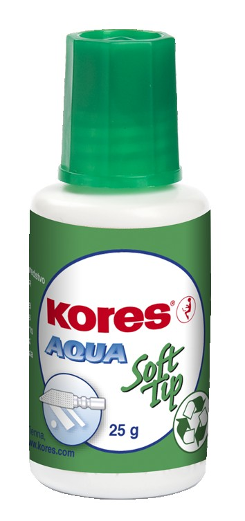 FLUID CORECTOR (APA) 20ML KORES