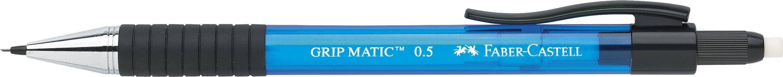 CREION MECANIC 0.5MM ALBASTRU GRIP-MATIC 1375 FABER-CASTELL